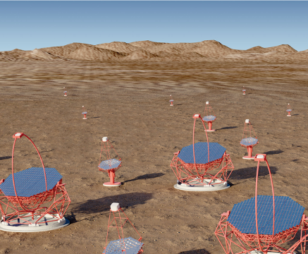 CTA-Cherenkov Telescope Array