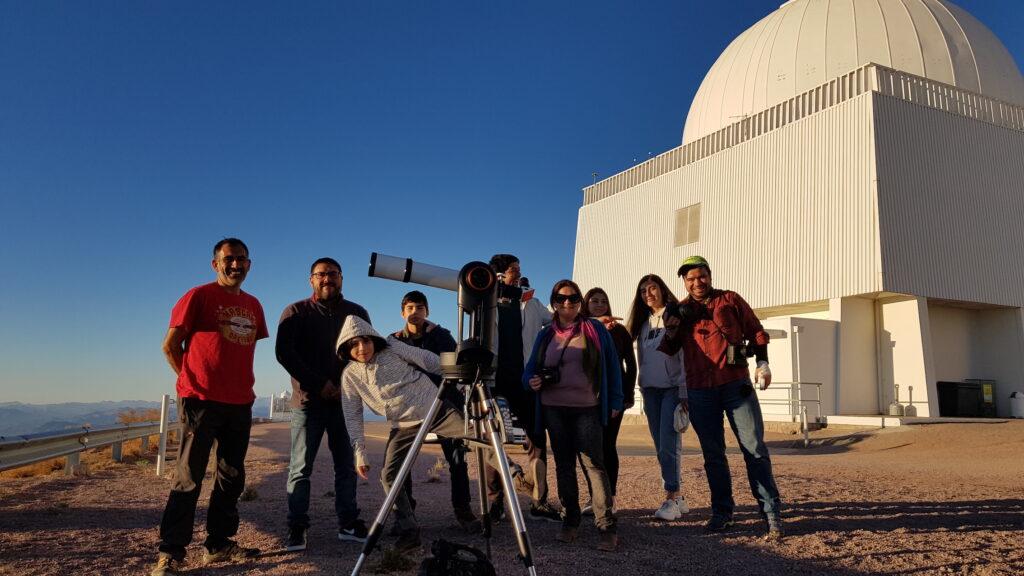 Abierta Convocatoria al Congreso Astronómico Escolar más grande de Chile
