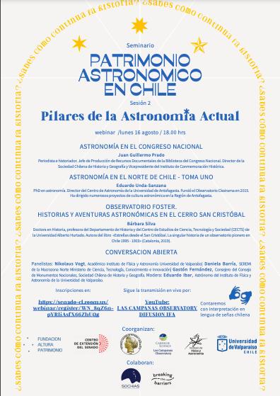Especialistas se reúnen a rescatar el patrimonio astronómico