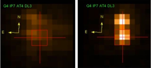 Tracing the orbits of young stars with interferometry